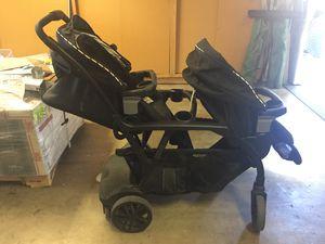 Graco Modes Duo double stroller for Sale in Escondido, CA