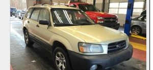 2003 subaru forest for Sale in Boston, MA