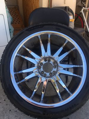 Set of tires 275/40zr20 Make me an offer for Sale in Fontana, CA