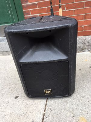 12 inches EV Speakers 🔊 for Sale in Boston, MA