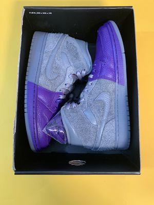 WMNS Nike Air Jordan 1 Mid SE Sheila Rashid UNITE CW5897-005 Size W 7.5 for Sale in Bartlett, IL
