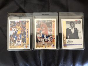 Magic Johnson collectible cards for Sale in Torrance, CA