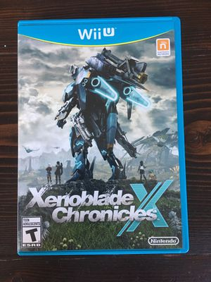 Xenoblade Chronicles X for Nintendo Wii U for Sale in Brentwood, CA