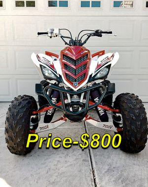 🎁● FOR SALE ●🎁2008 Yamaha Raptor Final Price$800●🎁 for Sale in Los Angeles, CA