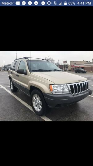2001 Jeep Grand Cherokee Runs great only 212k miles very reliable and dependable car clean title in hand will pass inspection for Sale in Washington, DC
