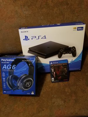 PS4 bundle for Sale in Vancouver, WA