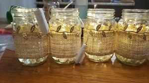 Mason jar decor for Sale in Davie, FL