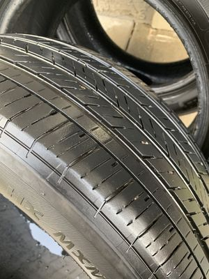 Used Michelin pilot HX MXM4 (P245 50 R 17) tires for Sale in Overland Park, KS