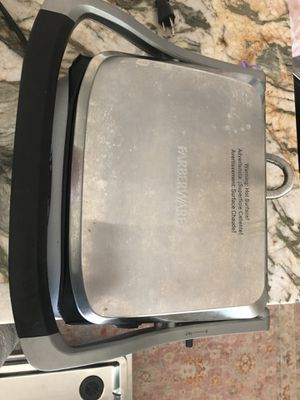 Press Griller/Toast Maker for Sale in Annapolis Junction, MD