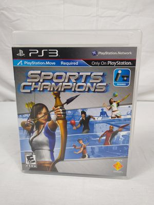Sports Champions PS3 Game for Sale in Bakersfield, CA