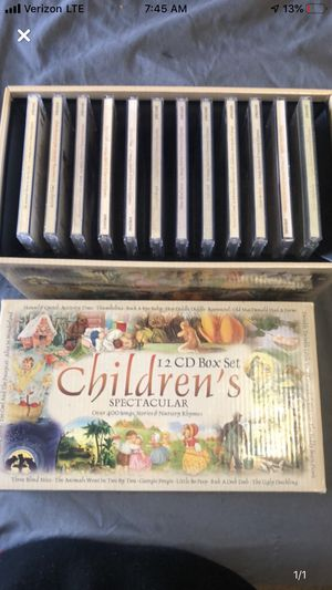 Children's spectacular cds for Sale in Richmond, KY