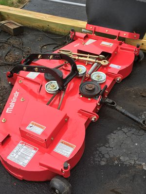 "Mahindra 60"" mower deck for emax 22 and 25 for Sale in Plymouth, MA"