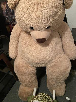 big teddy bear for Sale in Bristol, CT