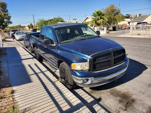 2002 dodge ram 1500 124000 miles for Sale in Las Vegas, NV