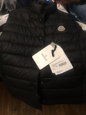 Moncler vest smalls 10 of them for Sale in Washington, DC