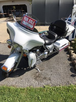 2011 Harley Davidson Ultra for Sale in Newton Falls, OH