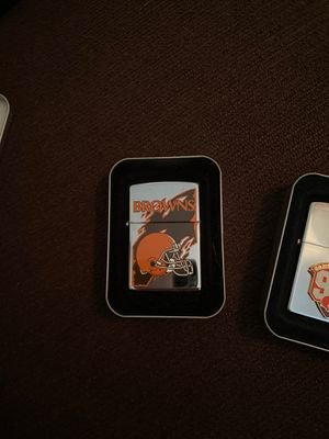 Cleveland Browns Zippo Lighters for Sale in Tempe, AZ