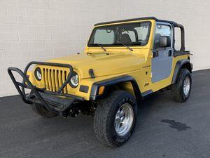 2000 Jeep Wrangler for Sale in Tucson, AZ