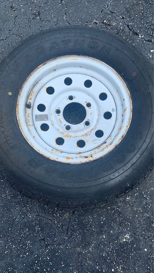 Trailer tire 185/80/13 for Sale in Doral, FL