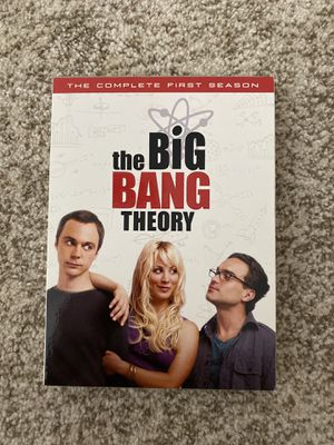 The Big Bang Theory Season 1 DVD for Sale in Houston, TX
