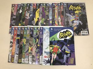 Batman 66 comic collection 1-30 for Sale in Medford, OR
