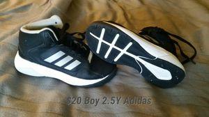 Boys Adidas shoes 3Y for Sale in East Wenatchee, WA