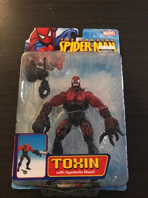 Toxin action figure for Sale in Phoenix, AZ