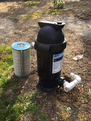 Pool filter for Sale in Temple Terrace, FL