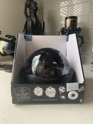 Nightmare before Christmas shadow light for Sale in San Diego, CA