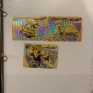 3 MINT 2016 BREAK Card Lot. MINT. for Sale in Greensboro, NC