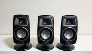 3 pce. KLIPSCH Quintet Surround/Satellite Speaker Syst. for Sale in Denver, CO
