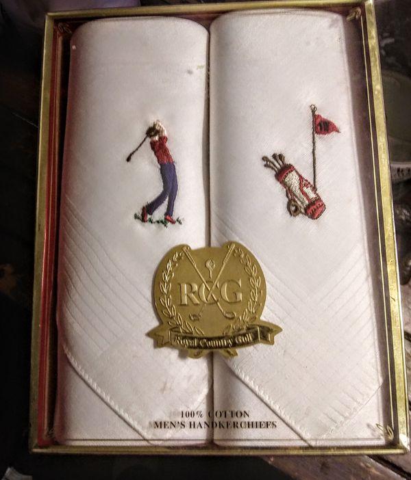 RCG Golf Handkerchiefs
