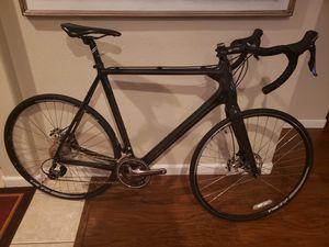 2017 Carbon Gravel Bike Hydraulic Disc size 61cm for Sale in Mesa, AZ
