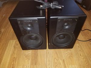 M- audio studiophile BX8a Deluxe speakers for Sale in Knoxville, TN
