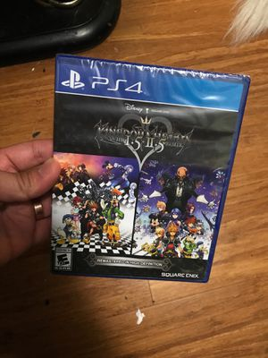 Kingdom Hearts 1.5 & 2.5 for Sale in Portland, OR
