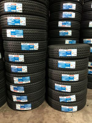 235/80/16 NEW TRAILER TIRES for Sale in Houston, TX