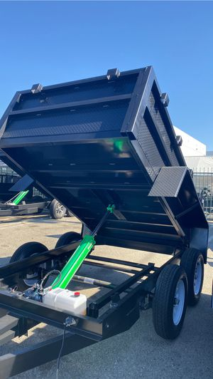 5x8x2 DUMP TRAILER for Sale in Chula Vista, CA