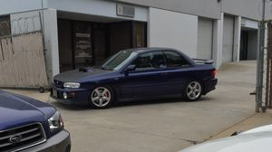 2000 Subaru Impreza 2.5RS Coupe GC8 with 2006 WRX Swap Many Rare Upgrades, Clean Title Smogged 9/19 for Sale in San Diego, CA