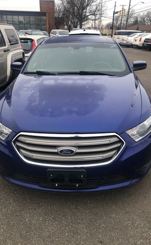 2014 Ford Taurus all wheel drive loaded From 499 down guaranteed approval for Sale in Cleveland, OH