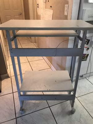 Stand up desk/ podium for Sale in St. Petersburg, FL