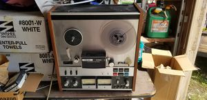 Teac 4300 Reel to Reel Recorder player for Sale in Vernonburg, GA