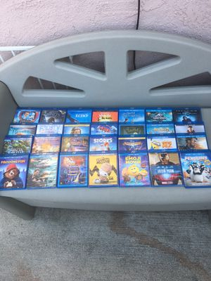 Blu-Ray Dvds for Sale in Torrance, CA