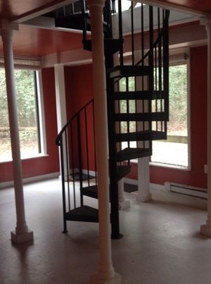 Steel Spiral Staircase for Sale in Harbeson, DE