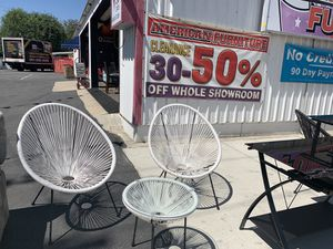 3pc PATIO SET ON SALE‼️😱 TODAY ONLY!! for Sale in Bakersfield, CA
