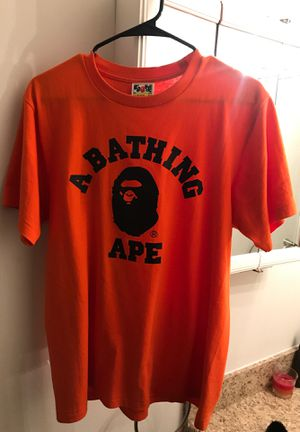 Bape Shirt for Sale in Southgate, MI