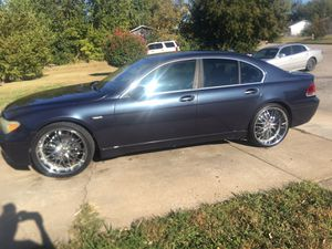 2002 BMW 7 Series for Sale in Tulsa, OK