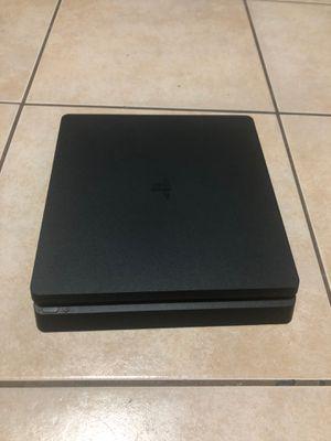 PS4 Slim 1 Terabyte Great Gondition for Sale in Phoenix, AZ