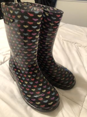 Girls rain boots for Sale in Tulare, CA