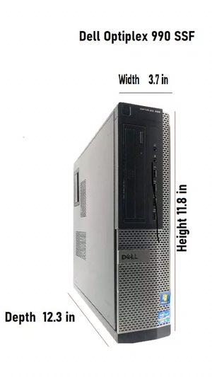 Businesses computer SFF, i7, windows 10 pro. Client's server. Remote for Sale in Baldwin Park, CA