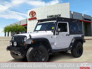 2017 Jeep Wrangler for Sale in PHOENIX, AZ